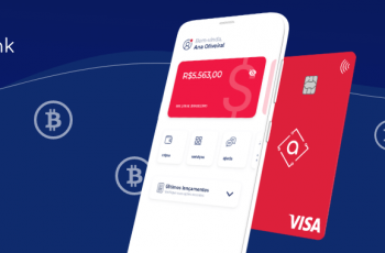 Alterbank: Conta Digital Com Bitcoin E Cartão Visa Internacional